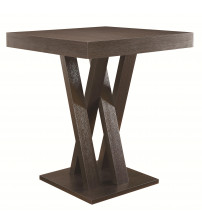 Coaster Furniture 100523 Counter Height Table