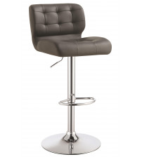 Coaster 100545 Dining Chairs and Bar Stools Upholstered Adjustable Bar Stool