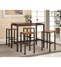Coaster Furniture Atlas Collection Counter Height 5 Pack 150097