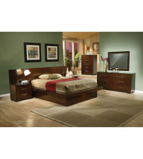 Coaster Furniture Jessica Collection Master Bedroom Bed NS Panel (Pair) 200710