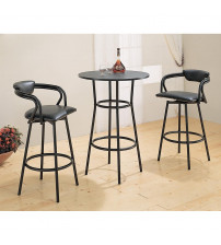 Coaster Furniture Dixie Collection Counter Height Table 2383