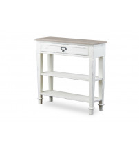 Baxton Studio CHR10VM/M B-C Dauphine Traditional French Accent Console Table-1 Drawer