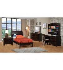 Coaster Furniture Phoenix Master Bedroom Hutch 400188