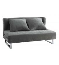 Coaster 551074 Sofa Beds and Futons - Transitional Velvet Sofa Bed in Velvet