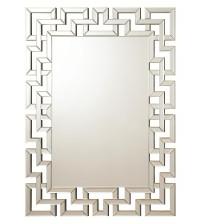 Coaster Furniture 901786 Accent Frameless Greek Key Mirror