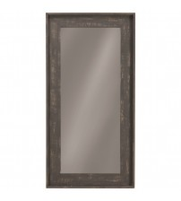 Coaster 902748 Accent Mirrors Distressed Frame Accent Mirror