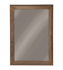 Coaster 902770 Accent Mirrors Accent Mirror with Distressed Frame
