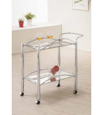 Coaster Furniture 910077 Serving Cart