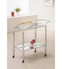 Coaster Furniture 910077 Serving Cart