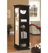 Coaster Furniture 910083 Accent Swivel Cabinet