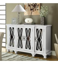 Coaster Furniture 950265 Accent Large White Cabinet