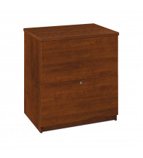 Bestar 65635-2163 BESTAR standard Lateral file in Tuscany Brown