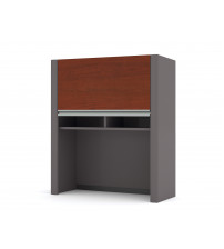 Bestar 93500-1139 Connexion Cabinet for 30 inch lateral file in Bordeaux Slate