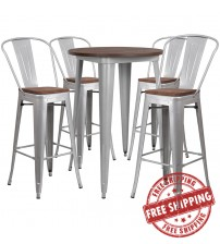 Flash Furniture CH-WD-TBCH-11-GG 30