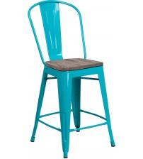 Flash Furniture ET-3534-24-CB-WD-GG 24