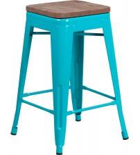 Flash Furniture ET-BT3503-24-CB-WD-GG 24