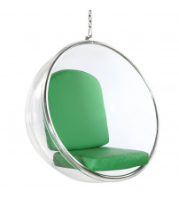 Fine Mod Imports Bubble Hanging Chair FMI1122, Green