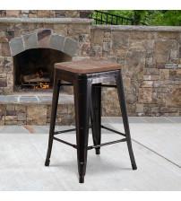 Flash Furniture CH-31320-24-BQ-WD-GG 24