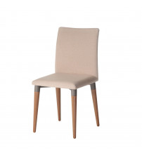 Manhattan Comfort 1011452 Charles Dining Chair in Dark Beige