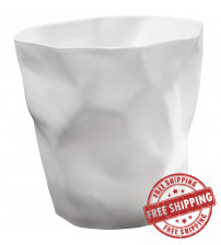 Modway EEI-1023-WHI Lava Pencil Holder in White
