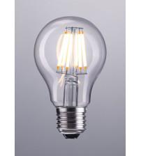 Zuo Modern P50023 E26 A19 6W LED 100 x 60 mm Clear