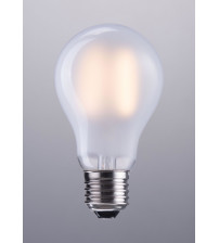 Zuo Modern P50027 E26 A19 6W LED 100 x 60mm Frosted White