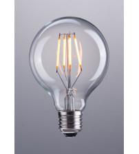 Zuo Modern P50029 E26 G80 4W LED 110 x 80 mm Clear