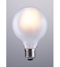 Zuo Modern P50031 E26 G80 6W LED 110 x 80 mm Frosted White