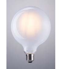Zuo Modern P50034 E26 G125 4W LED 125 x 175 mm Frosted White