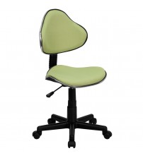 Flash Furniture Avocado Fabric Ergonomic Task Chair BT-699-AVOCADO-GG