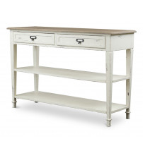 Baxton Studio CHR9VM/M B-CA Dauphine Traditional French Accent Console Table