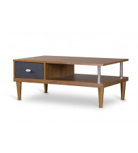 Baxton Studio CT-01-Oak Eastman TV Stand