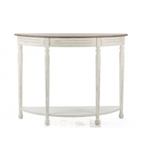 Baxton Studio PLM2VM/M B-CA Vologne Traditional French Console Table