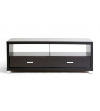 Baxton Studio TV Unit Dark Brown FTV-890