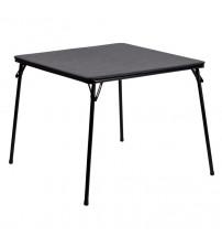 Flash Furniture Black Folding Card Table JB-2-GG