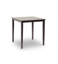 Baxton Studio Love Counter table Love Dark Brown Pub Table