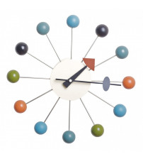 Mod Made MM-CL-09 Color Bubble Wall Clock