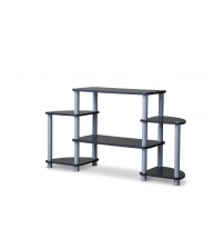 Baxton Studio TR-124 Orbit TV Stand-Triple Tier